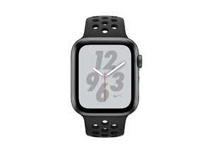 Apple Watch Series 4 Nike 40 MM GPS+Cellular Space Grey Sportarmband Silikon im Wert von 469,-€